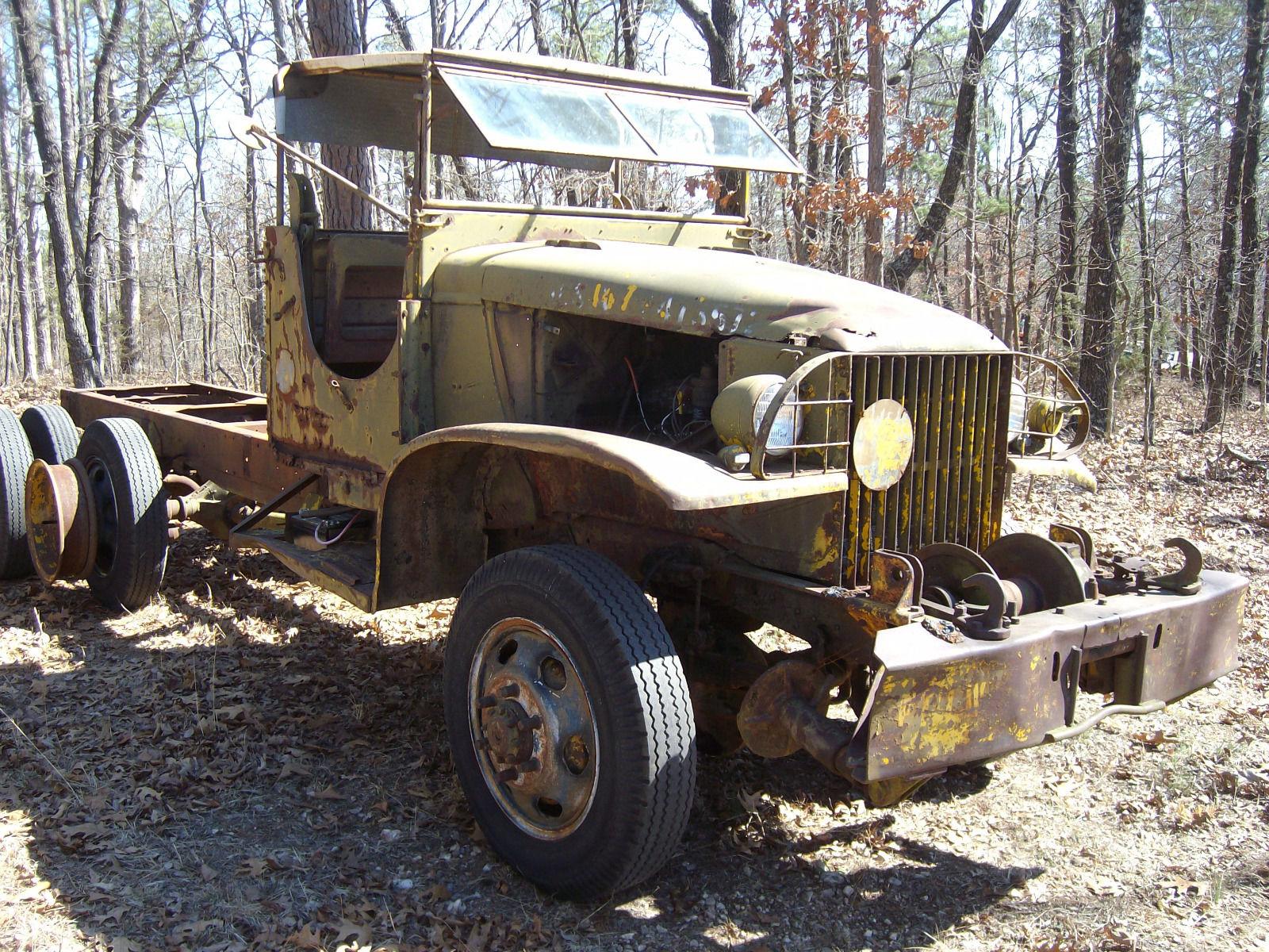 camion fwd ww2