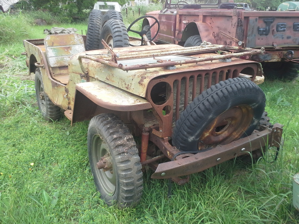 Early Ford Trucks >> WWII_Ford-GPW_and_Willys-MB_Jeeps_For-Sale_Package-deal