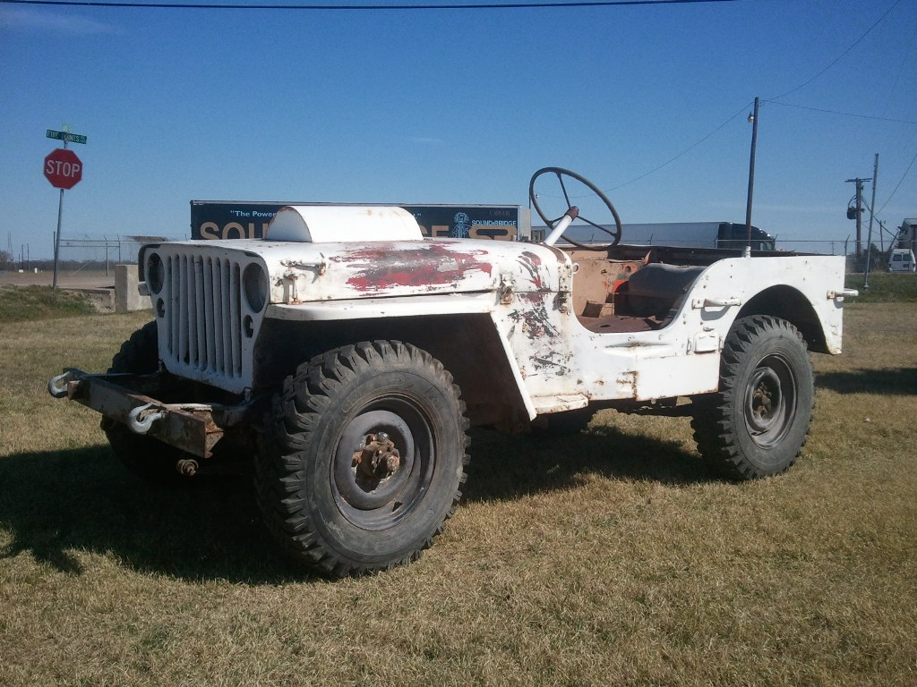 Willys Mb Jeep Page