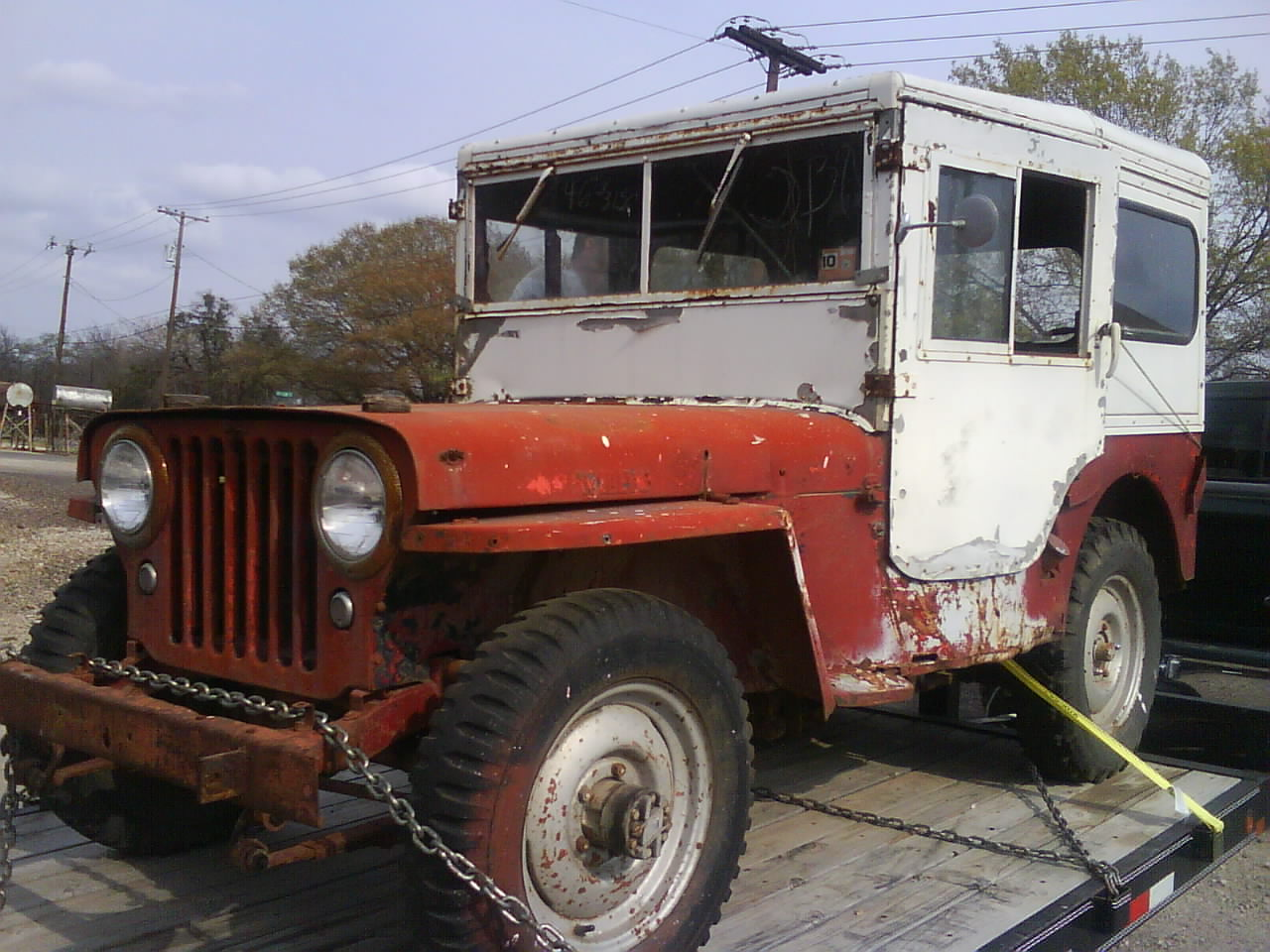 Cj Willys For Sale 1948 Jeep Truck Wiring Diagram