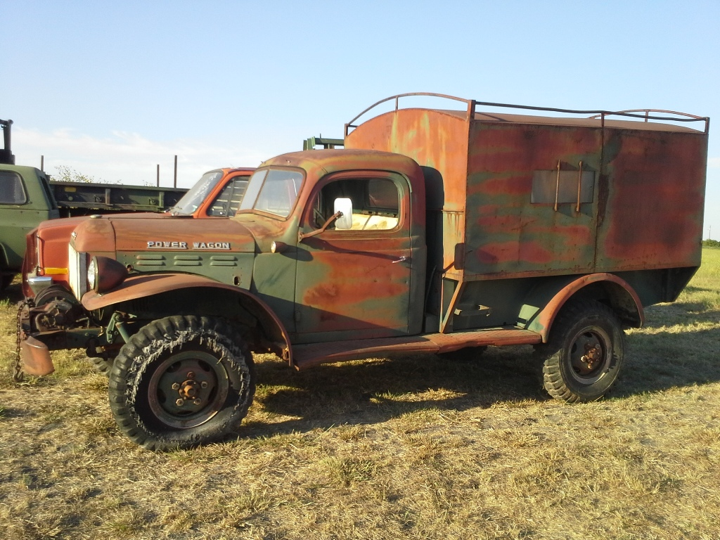 Dodge Power Wagon Parts Truck For Sale no1 together with Chrysler Flathead engine together with 1946 WDX Dodge Power Wagon For Sale Santa Fe besides Urban Outlaw Movie furthermore Watch. on 1946 power wagon