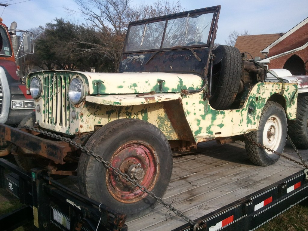 Cj Willys For Sale 1948 Jeep Truck Wiring Diagram 2a Tijeras 2500