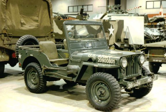 M Jpc on 1951 Willys Jeep M38