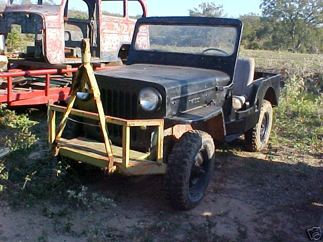 Willys Jeep For Sale >> Cj Willys For Sale