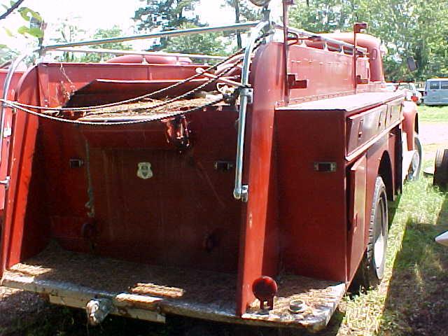 Ih International R X Fire Truck Bryans Mill Vfd on 1960 Dodge Power Wagon
