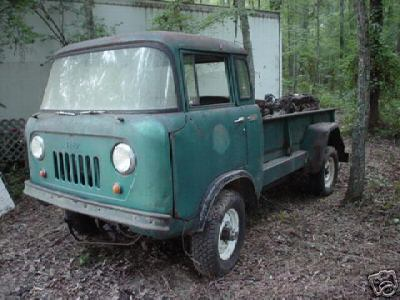Fc170 Jeep For Sale