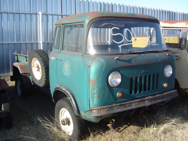 Jeep Willys For Sale >> 1963 FC-170 Willys