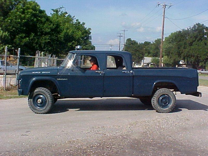 1964_W200_Dodge_Power_Wagon_Crew_Cab