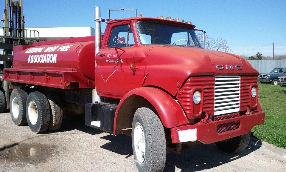 Antique Gmc Tractors : Gmc trucks for sale autos post