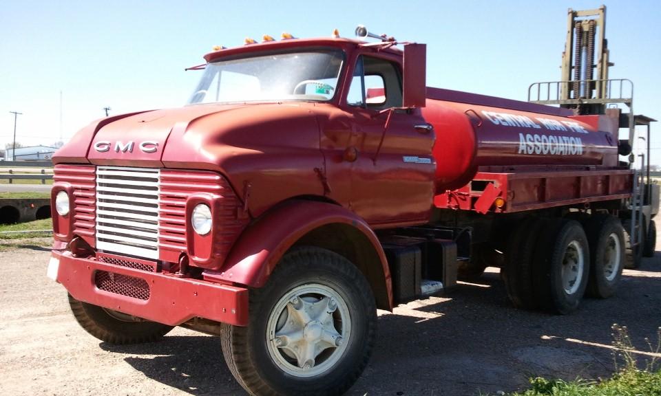 Antique Gmc Tractors : Gmc tractor truck for sale