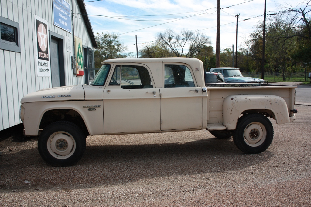 Wiring Diagram For 1970 Dodge D100 Sweptline also Builds as well Top 10 Hot Rod Pickup Trucks also Propane Powered 1973 Dodge 4x4 Pick Up also Watch. on 1966 dodge power wagon craigslist