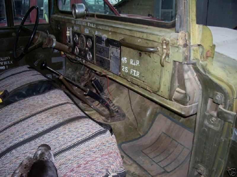 1967 M715 Kaiser Jeep Salina Beast