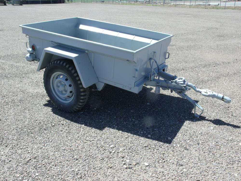 M 416 military jeep trailer submited images