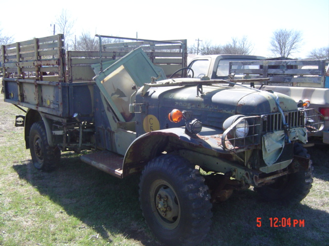 1944 Dodge Power Wagon For Sale Craigslist Autos Weblog