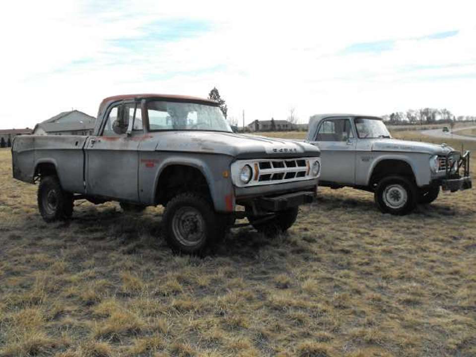 Military Trucks as well Powerwagon further Ram 50 also Pro349900 as well 1978 Dodge W200 Crew Cab Power Wagon Almont ND. on military dodge power wagon