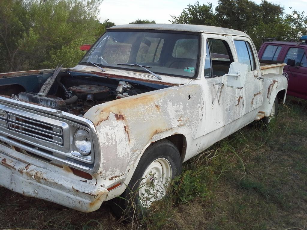 Dodge D200 Crew Cab >> 1972_Dodge-D200_Crew-Cab