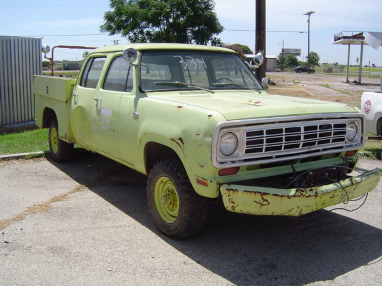W Series Dodge Power Wagon Page 1970 Ford Crew Cab For Sale
