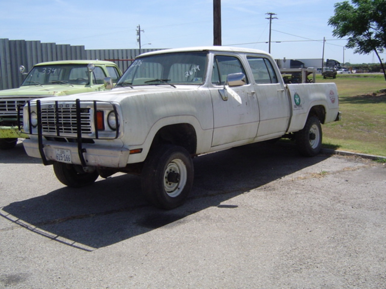 Crew cab truck for sale