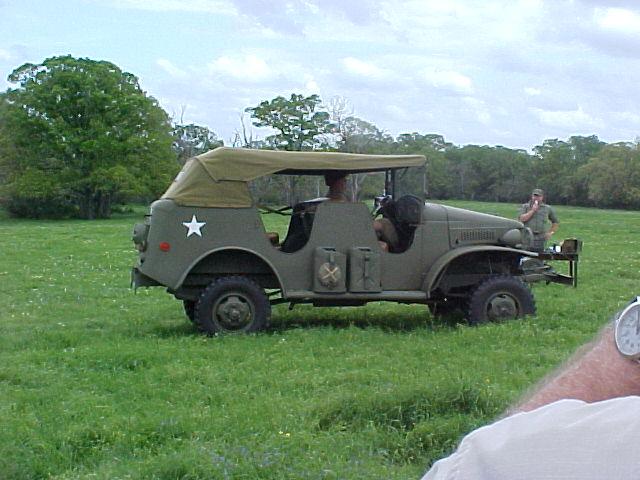 Dodge WC Command Car 6