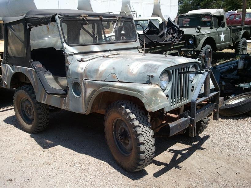 Jeeps For Sale In Dallas >> M38A1 Page