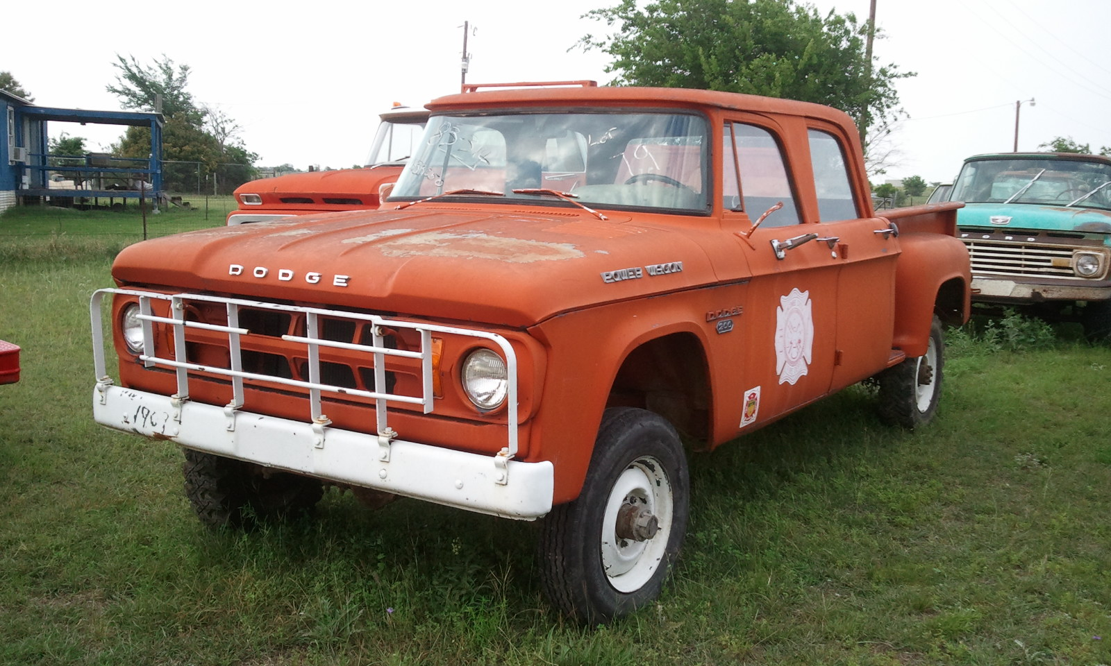 Crew Cab Dodge Power Wagon Page 1960 To 1968 Ford
