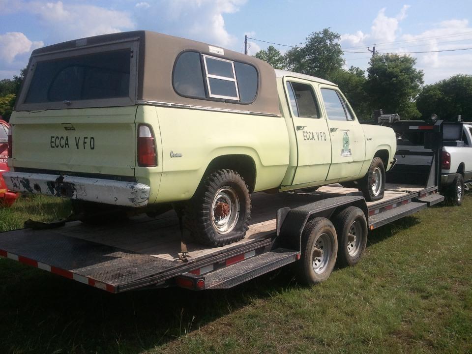 Dodge+D200+Crew+Cab 1976 Dodge D200 Crew Cab