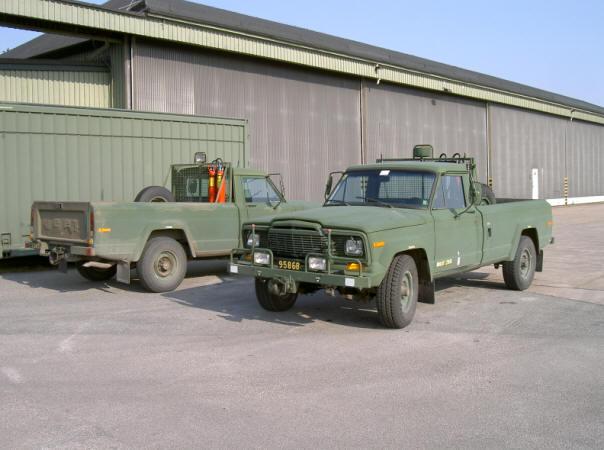 J20 Military Jeeps