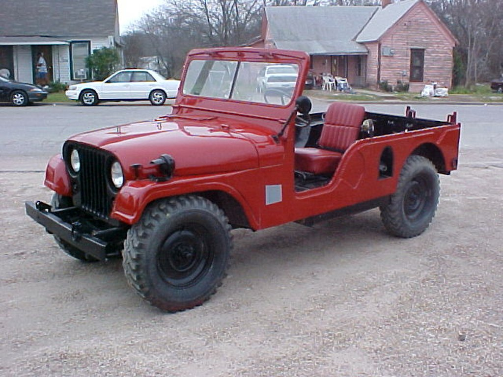 Willys jeep vin number search