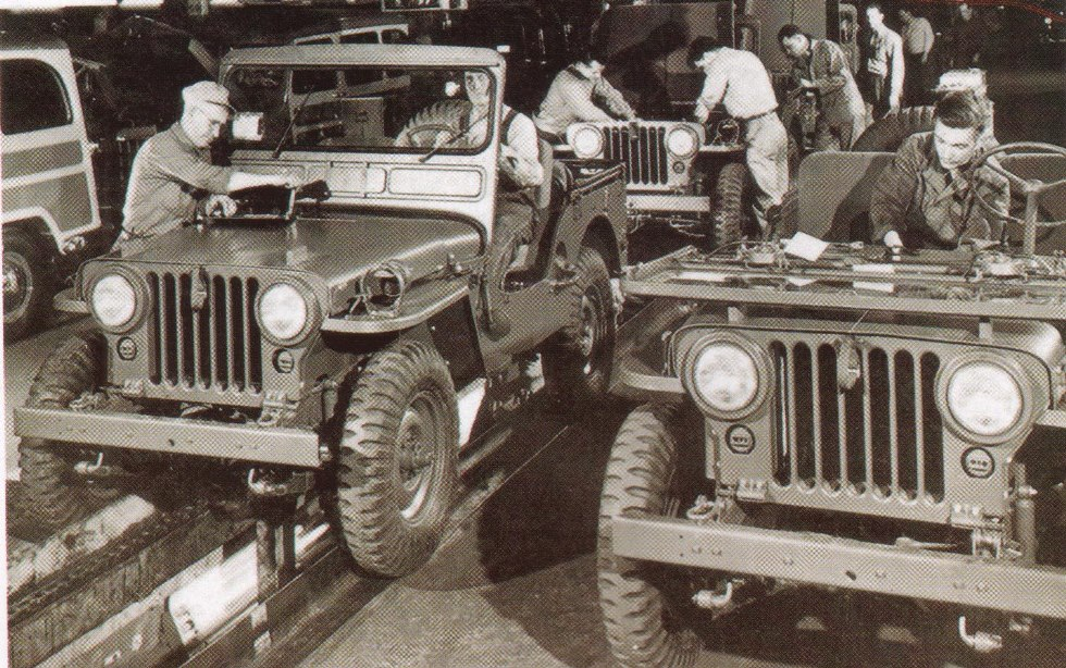 Military Jeeps For Sale >> M38 Jeep