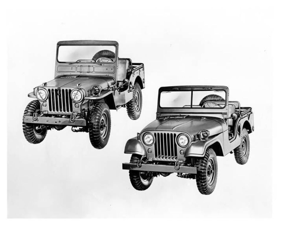m38 willys jeeps for sale vintage military trucks autos post. Black Bedroom Furniture Sets. Home Design Ideas