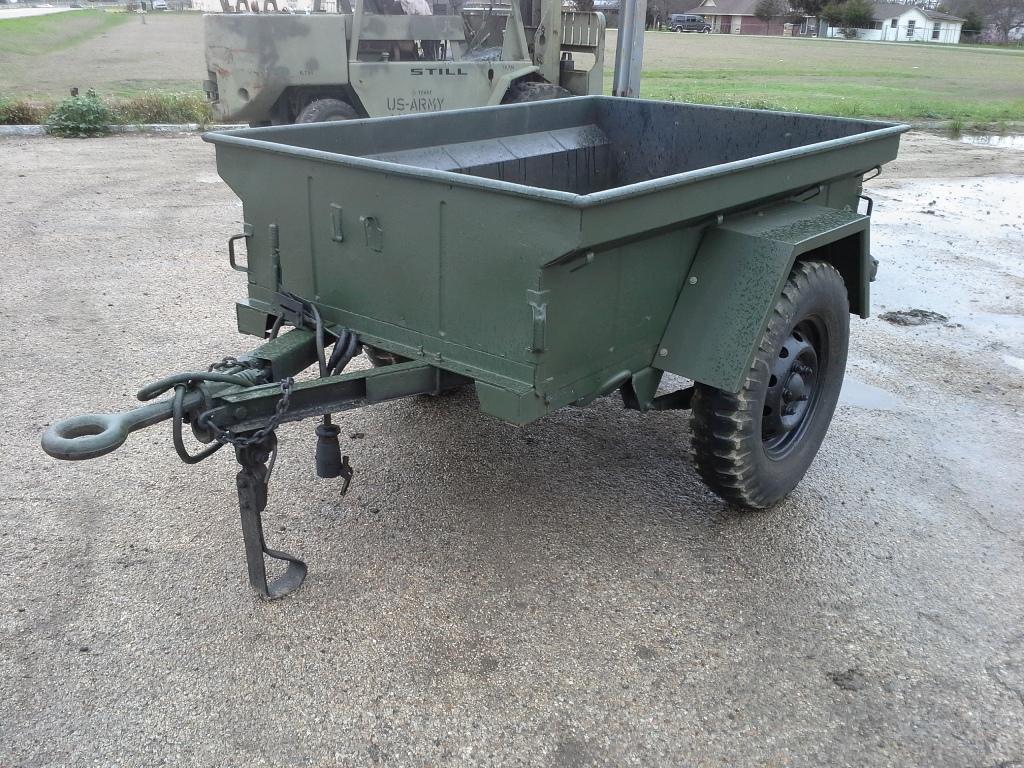 M416 jeep trailer #4