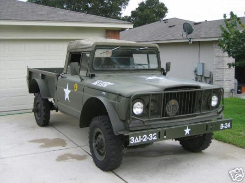M715 Kaiser Jeep Page