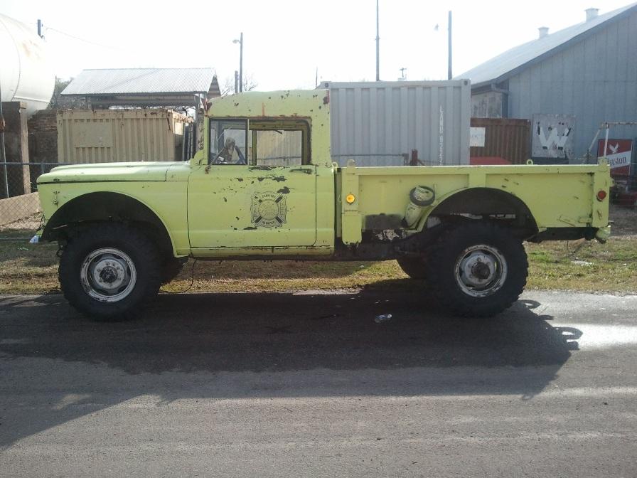 Jeeps For Sale In Va >> Kaiser Jeep M715 Craigslist | Autos Post