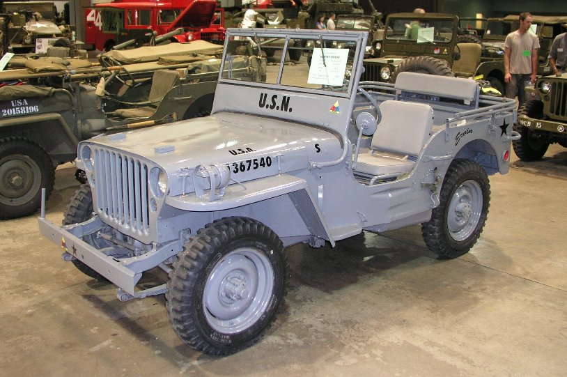 Wwii Navy Grey Car Paint