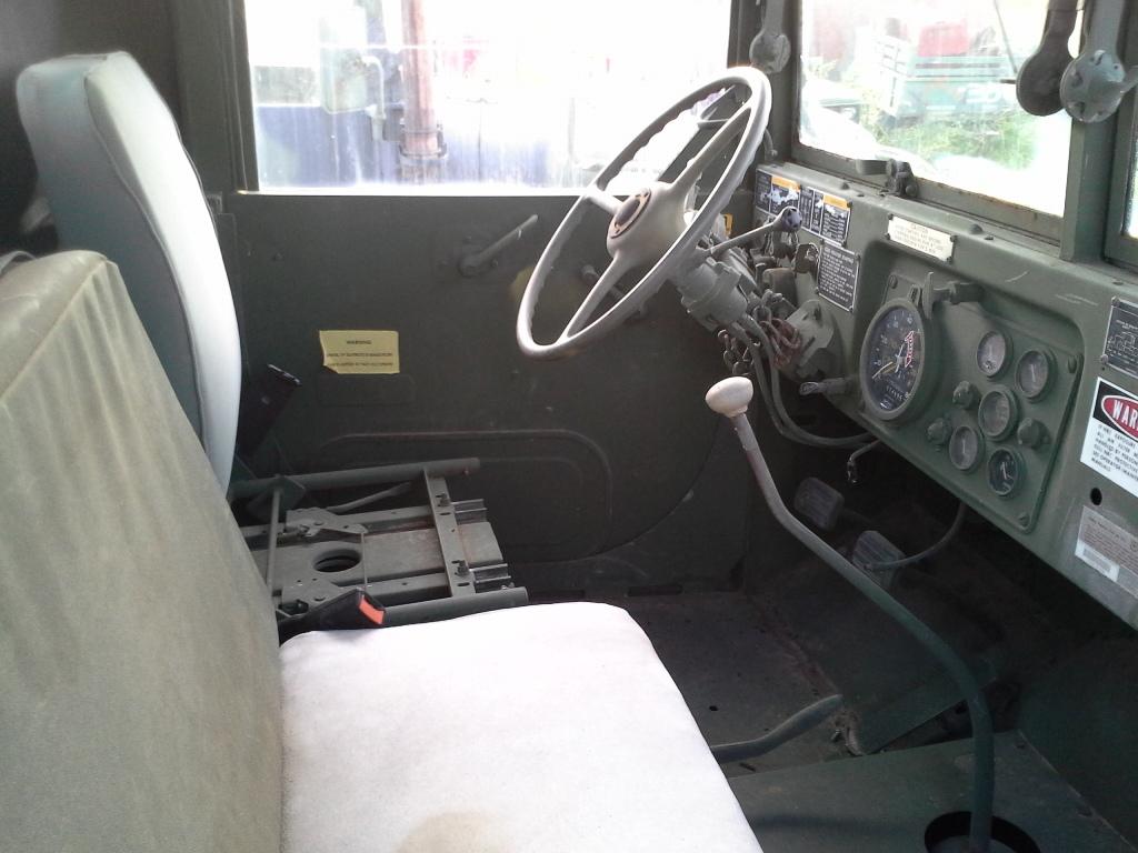 No112 6x6 M818 Tractor