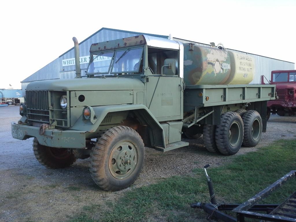 No137 M35a2 Kaiser Jeep