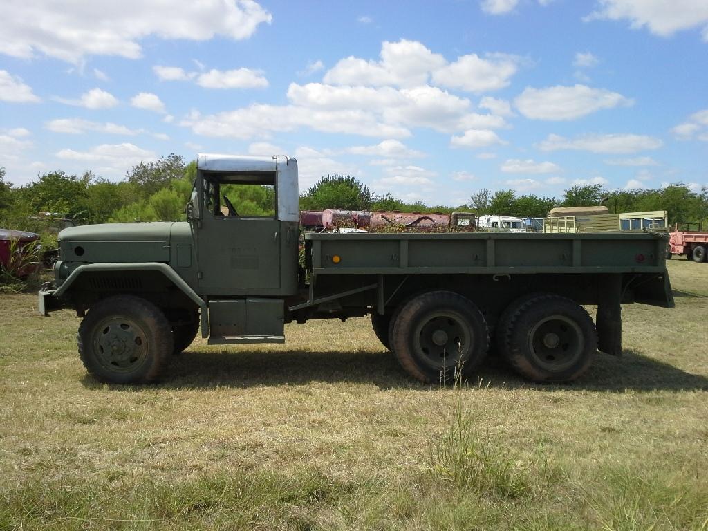 Dodge Diesel Trucks >> No137_M35A2_Kaiser-Jeep