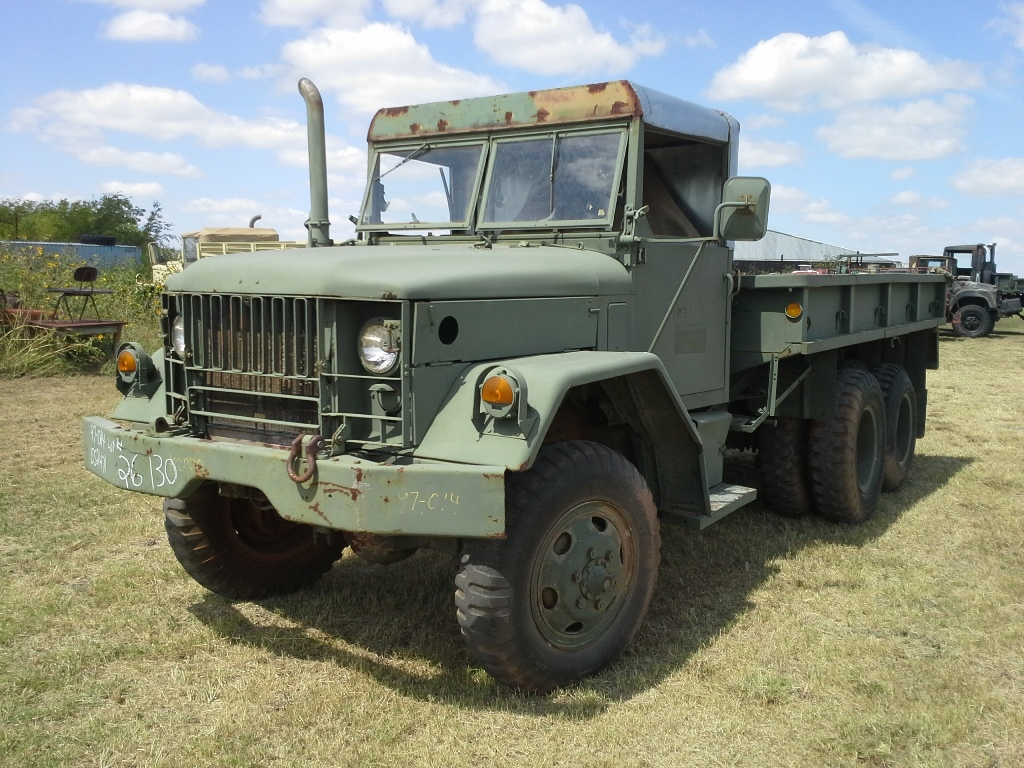 Texas Diesel Trucks For Sale >> No137_M35A2_Kaiser-Jeep