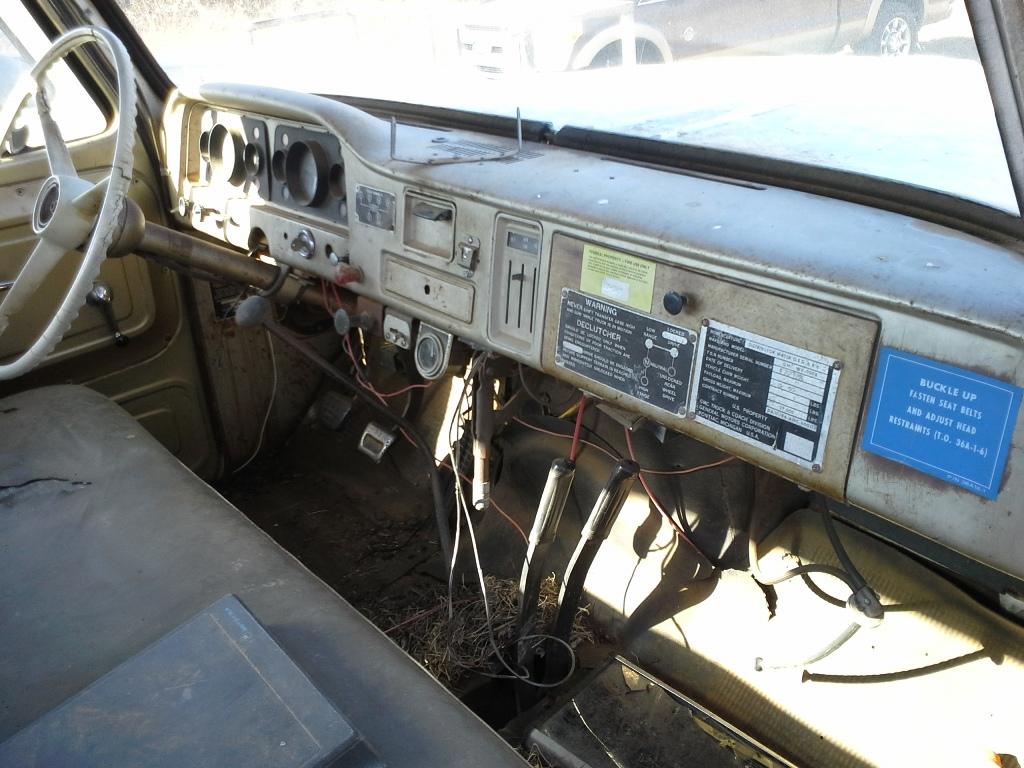2019 Dodge Truck >> No92_1965_GMC_5000_WV-5008
