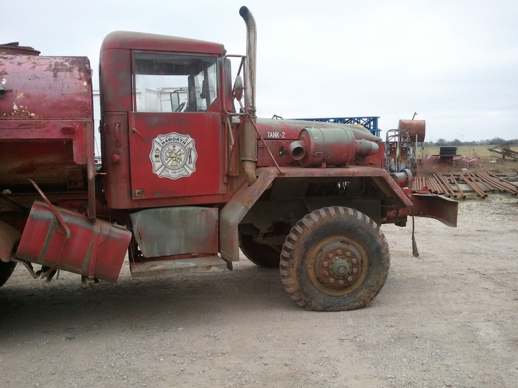 No99 M52a2 Kaiser Jeep Tractor