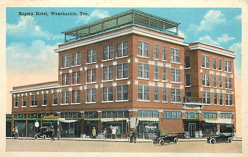 Waxahachie Photos And Postcards
