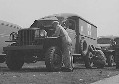 DODGE VC1 à WC 64 KD 1940 1945 BECKER La bible 4X4 6X6 USA WW2 51 52 54 62 63