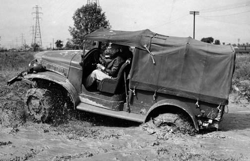 WW2 Dodge